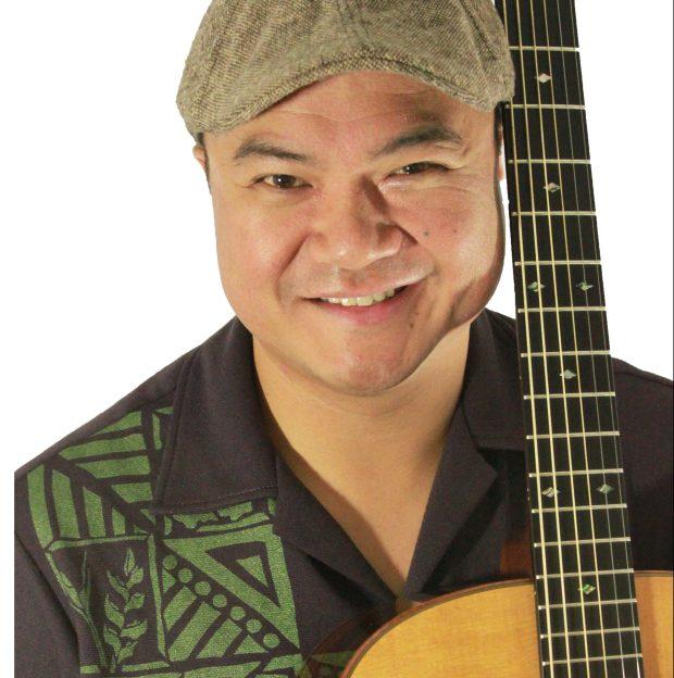 COURTESY OF PATRICK LANDEZA Slack key guitarist Patrick Lendaza is hoping the inaugural Hawaiian Music Festival on Feb. 2 will help establish the Great American Music Hall in San Francisco as a home for Hawaiian music.
