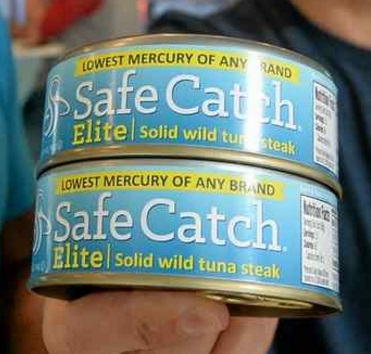 Safe Catch tuna is available in stores locally and nationally. (Alan Dep — Marin Independent Journal)