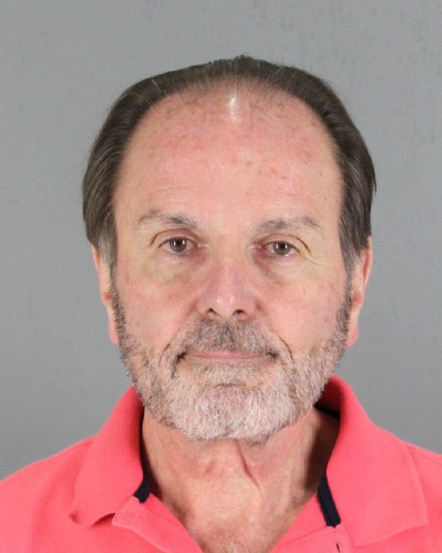 Mark Strum, 70, owner of Mark Sturm MBA, was arrested Thursday, Nov. 10, 2016, on suspicion of embezzlement and grand theft. (Courtesy of the San Mateo County Sheriff's Office)
