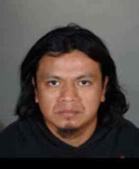 Ricardo Augusto Utuy (Photo courtesy Los Angeles Police Department)
