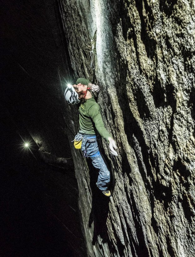 Yosemite's Dawn Wall: Adam Ondra finishes climb in eight days
