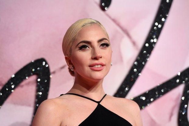 LONDON, ENGLAND - DECEMBER 05: Singer Lady Gaga attends The Fashion Awards 2016 on December 5, 2016 in London, United Kingdom. (Photo by Stuart C. Wilson/Getty Images)