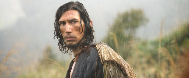 "Adam Driver plays Garrpe in ""Silence."" (Paramount Pictures)"