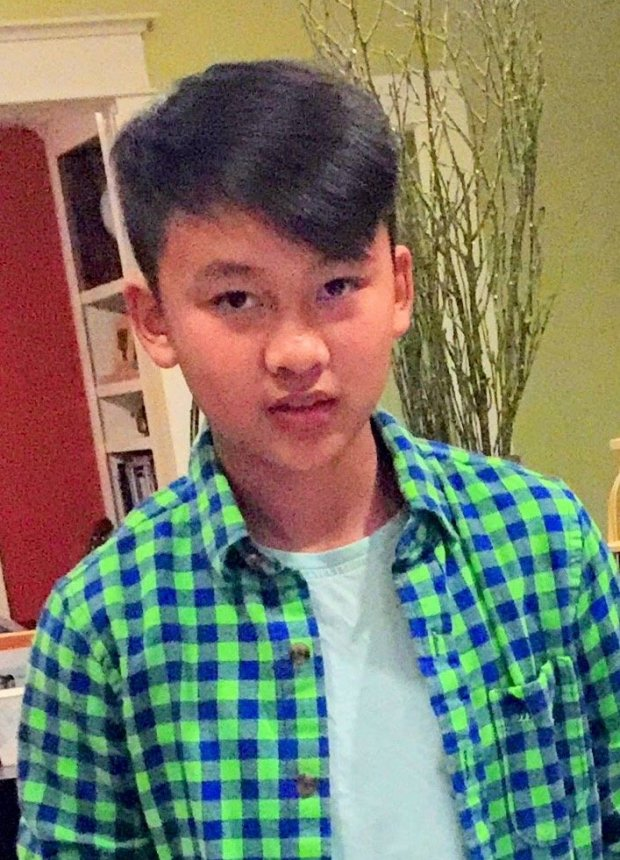 Andrew Nguyen, 14, a freshman at Evergreen Valley High School, was killed Christmas morning when the car he was riding in was hit by a suspected DUI driver on Capitol Expressway.