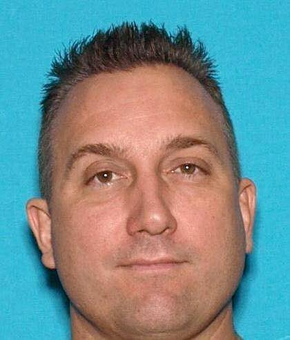 Mark Weber, 47, of Morgan Hill, surrendered to police Wednesday. He was wanted in connection with the brutal beating of his neighbor on Dec. 9. (Courtesy of the Morgan Hill Police Department)