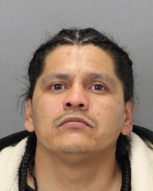 Manuel Ortega Sandoval, 35, of San Jose, was arrested in connection with a deadly shooting near Lake Cunningham on Nov. 13, 2016.