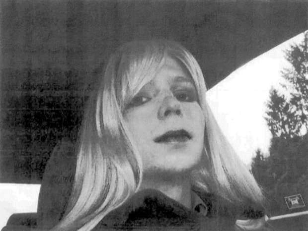 Chelsea Manning, 2013. (US ARMY)