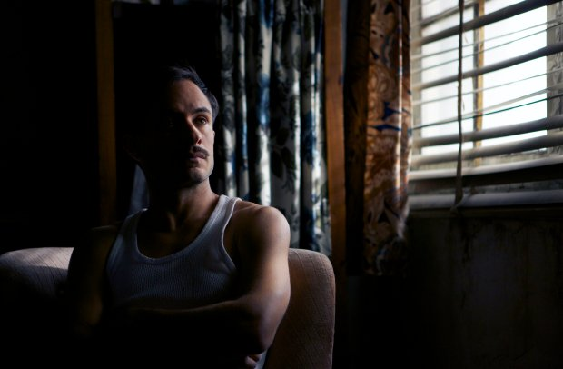 "This image released by The Orchard shows Gael García Bernal in a scene from, ""Neruda."" The film was nominated for a Golden Globe award for best foreign language feature on Monday, Dec. 12, 2016. The 74th Golden Globe Awards ceremony will be broadcast on Jan. 8, on NBC. (The Orchard via AP)"