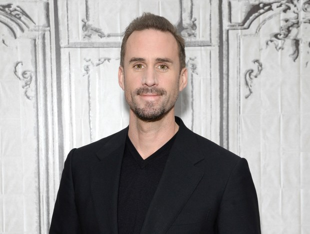 """FILE - In this Feb. 17, 2016 file photo, actor Joseph Fiennes attends AOL's BUILD Speaker Series to discuss the film, """"Risen"""" in New York. Fiennes has been cast in Hulu's adaptation of Margaret Atwood's award-winning novel, """"The Handmaid's Tale."""" Sky Arts released a trailer of its upcoming """"Urban Myths"""" series on Jan. 11, 2017, which will feature one episode with Fiennes playing Michael Jackson. (Photo by Evan Agostini/Invision/AP, File)"""