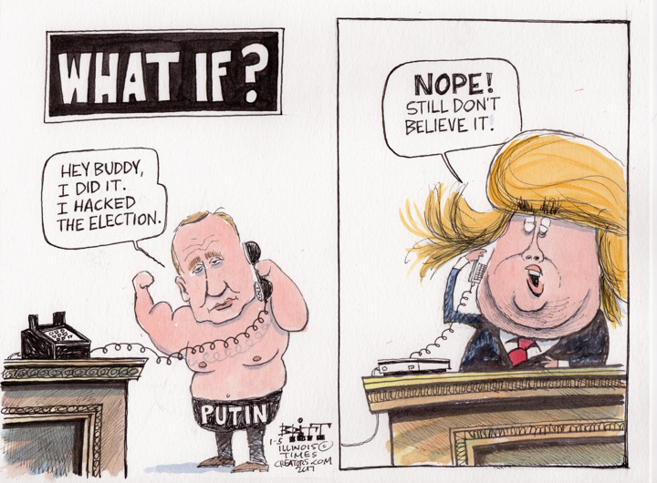 Chris Britt / Illinois Times