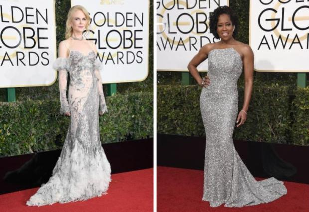 Nicole Kidman vs. Regina King (Jordan Strauss/Invision/AP)