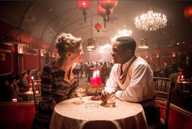 "Ruth Williams and Seretse Khama bonded over their love of jazz and swing dancing. in ""A United Kingdom. (Twentieth Century Fox Film Corporation)"