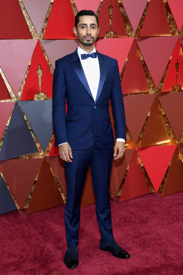 HOLLYWOOD, CA - FEBRUARY 26: Actor Riz Ahmed attends the 89th Annual Academy Awards at Hollywood & Highland Center on February 26, 2017 in Hollywood, California. (Photo by Kevork Djansezian/Getty Images)