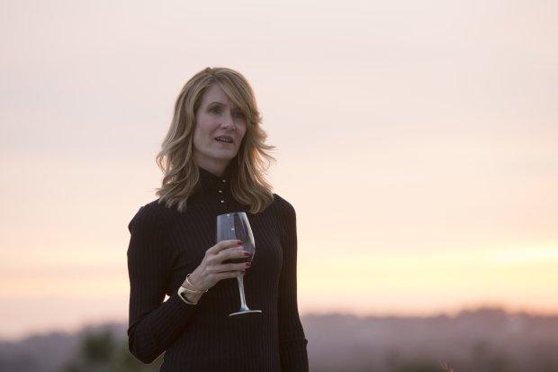 Laura Dern plays Renata Klein, a powerful career woman and anti-bullying crusader. (HBO).