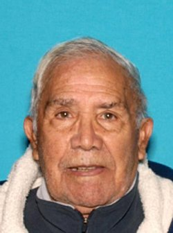 Francisco Ortiz Bravo, 95, of Alviso, was reported missing around 10 a.m. Friday, police said. (Courtesy of San Jose Police Department)