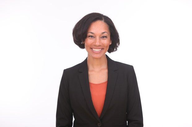 Courtesy Crystal Riggins — Pictured is Crystal Riggins, an attorney who represented Stanford University students in sexual assault complaints. She was recently let go after criticizing the school's process of adjudicating such cases. In response, a student group has launched an online petition demanding that university president Marc Tessier-Lavigne immediately reinstate the lawyer.