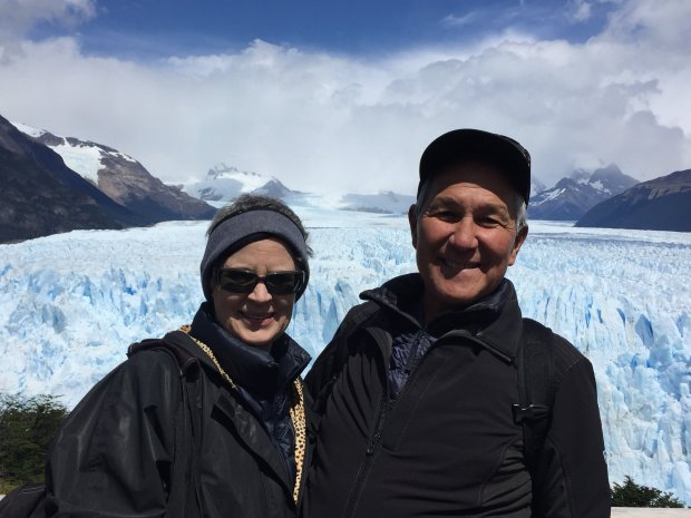 Walnut Creek residents Janice and Kirk Straw recently visited Patagonia on a trip that began in Chile and ended in Buenos Aires, Argentina.
