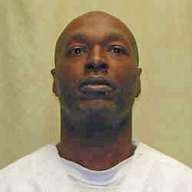 Romell Broom. (Ohio Department of Rehabilitation and Correction via AP, File)