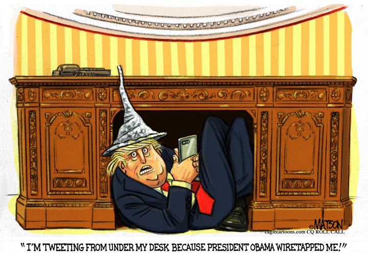 Image result for trump paranoia