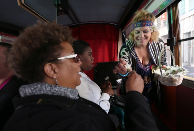 To celebrate the Summer of Love, ride the Magic Bus in San