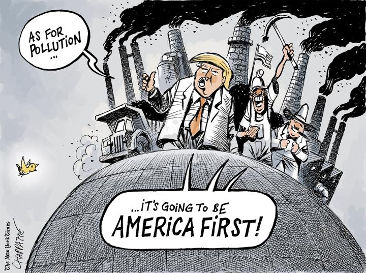 Patrick Chappatte / International New York Times