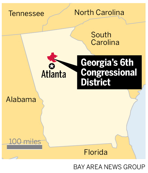 georgia 6th congresstional district