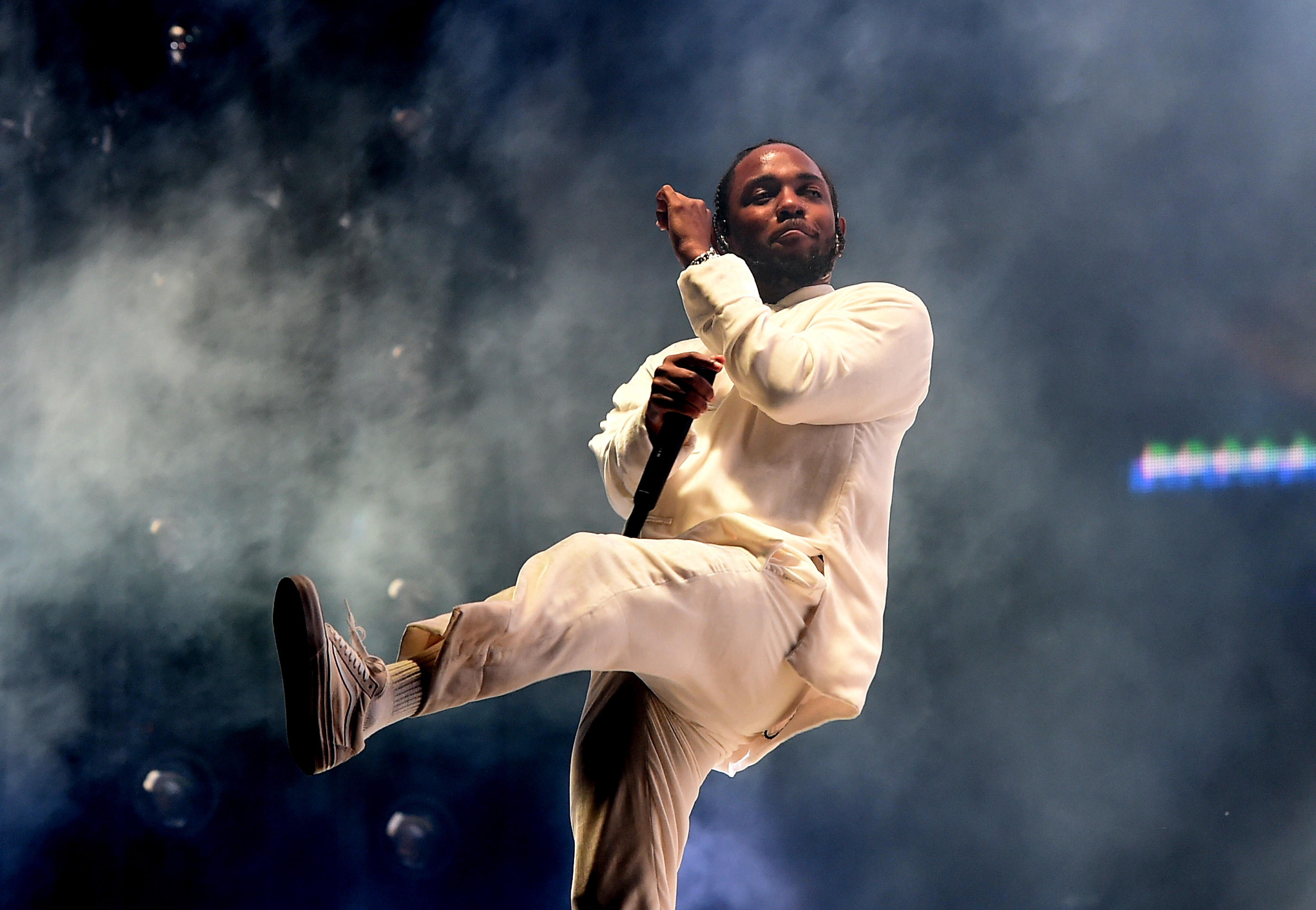 Image result for kendrick lamar 2017 april