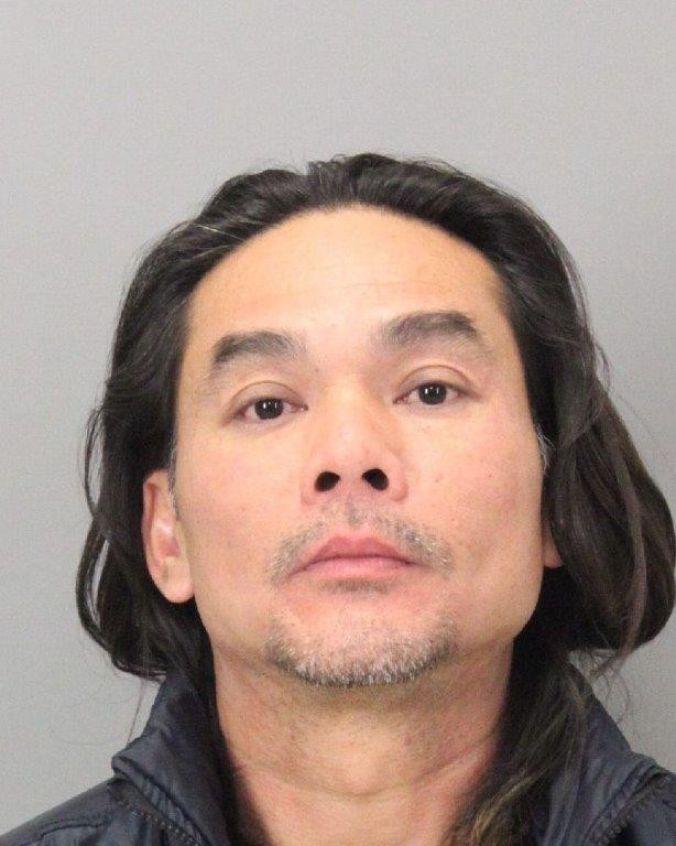 San Jose resident Patrick Lam, 45, turned himself in after he stole a signed Jerry Rice football auctioned for charity