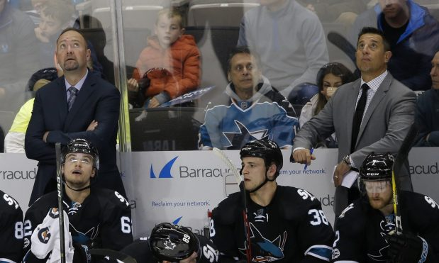 Cup or bust (again)? Names change, but expectations remain high for Sharks