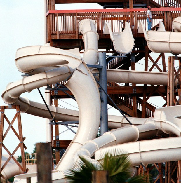 Water park mishaps A long and sometimes scary history