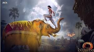 """INDIA TODAYThe international blockbuster """"Baahubali 2: The Conclusion"""" is playing in U.S. cineplexes to packed crowds."""