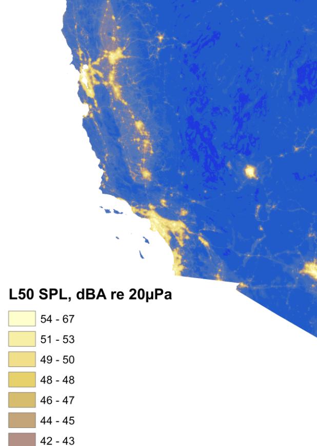 noise in CA