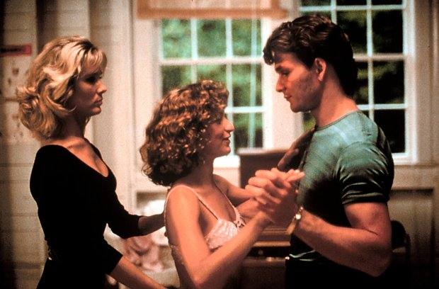 Dirty Dancing - Jennifer Grey and Patrick Swayze.