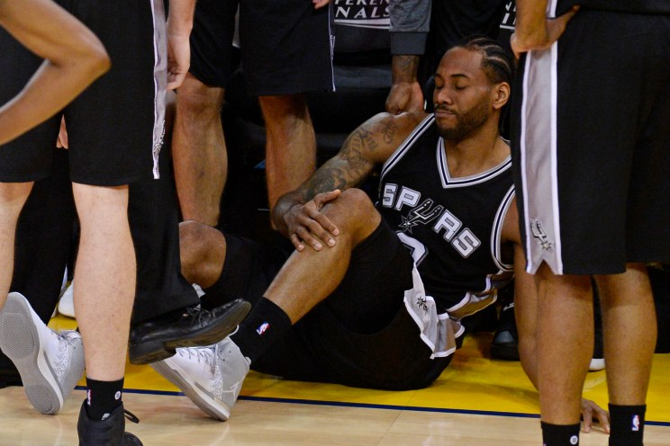 Image result for kawhi leonard injury