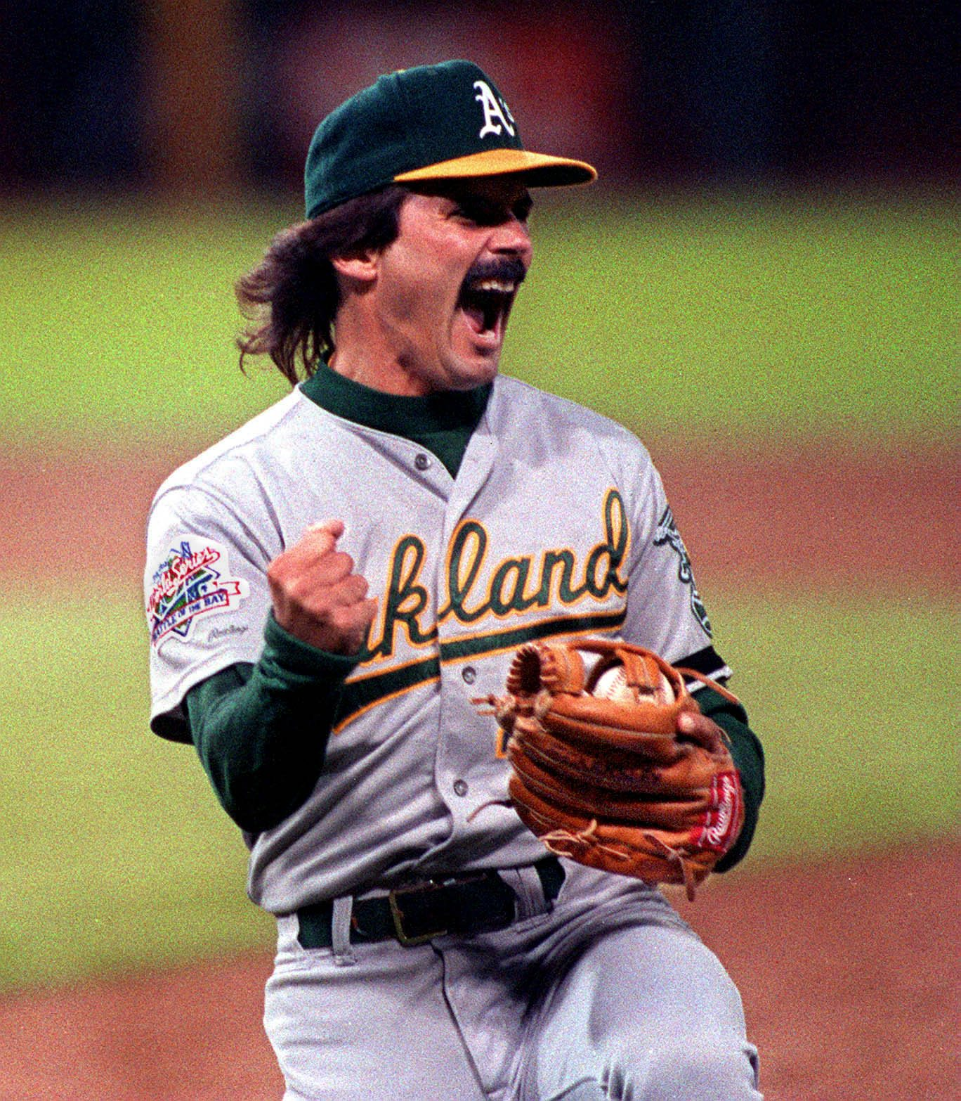 On this date, 1995: Dennis Eckersley joins the 300 club