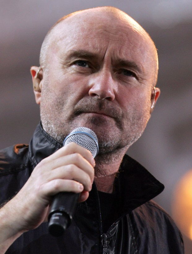 Phil Collins in 2007. (Roland Magunia / AFP Getty)