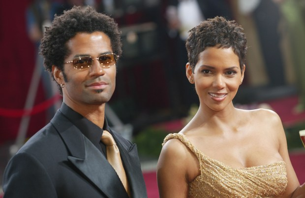 HOLLYWOOD - MARCH 23: (FILE PHOTO) Actress Halle Berry and husband Eric Benet attend the 75th Annual Academy Awards at the Kodak Theater March 23, 2003 in Hollywood, California. The Oscar-winning actress said in a statement released October 1, 2003 that she and her husband of nearly three years are separating. (Photo by Kevin Winter/Getty Images)