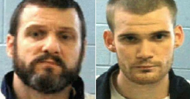 Donnie Russell Rowe and Ricky Dubose. (Georgia Department of Law Enforcement via AP)