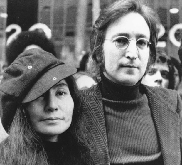 Yoko Ono And John Lennon In 1972 Associated Press Archives