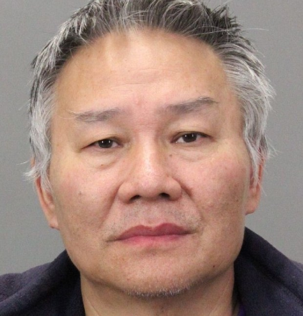 Yue Chen, 58, of Visalia, has been charged with three counts of attempted murder.