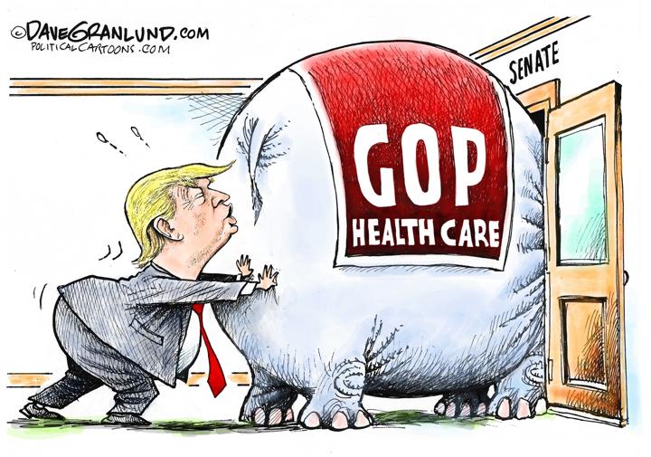 Dave Granlund / politicalcartoons.com