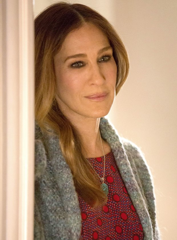 "Sarah Jessica Parker, who's starring in HBO's ""The Divorce,"" remembers thefirst time she appeared on television as a child. (HBO)"