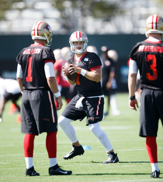 49ers Training Camp: Three Things To Watch Monday