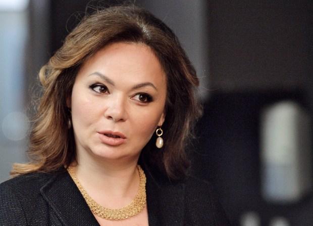 Kremlin-linked lawyer Natalia Veselnitskaya in Moscow,  2016. (Yury Martyanov /Kommersant Photo via AP)