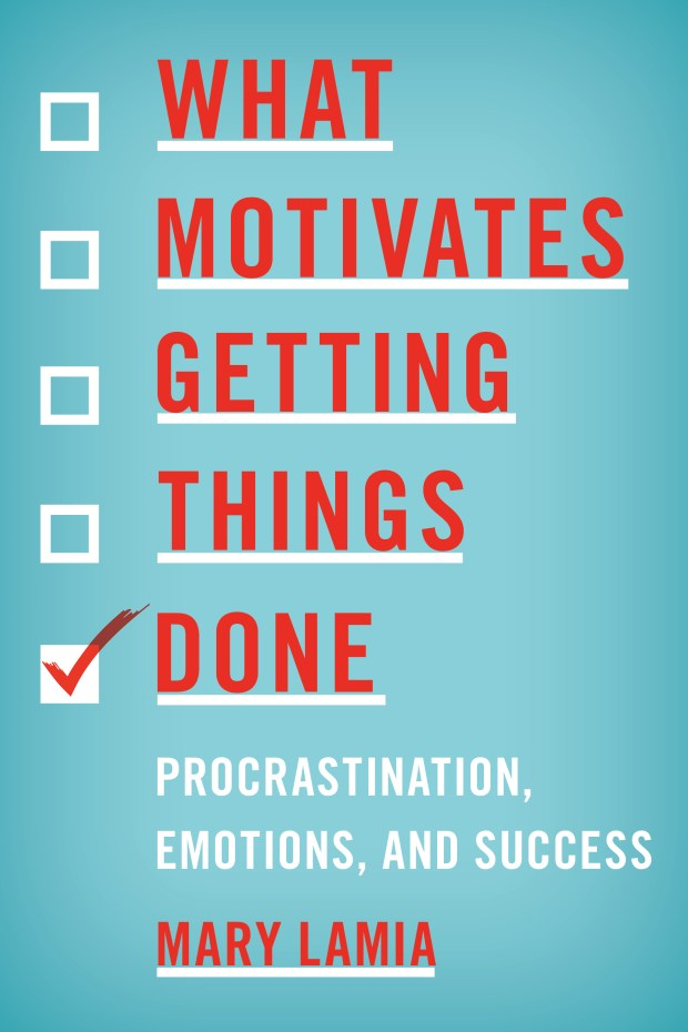 What Motivates Getting Things Done Cover