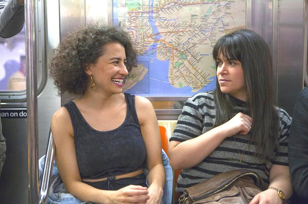 """Abbi Jacobson, left, and Ilana Glazer in """"Broad City."""" (Comedy Central)"""