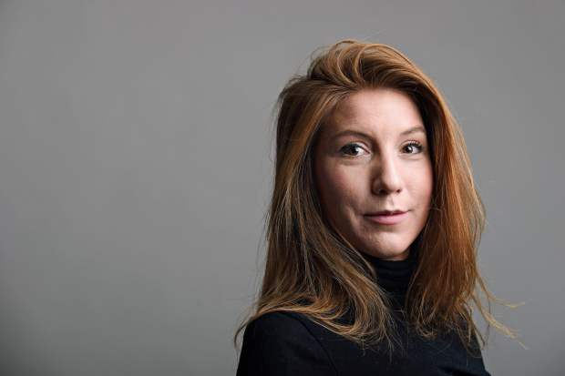 Swedish journalist Kim Wall. ( TT News Agency  and Tom Wall)