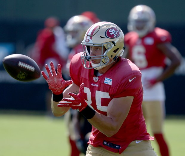 Here, Kittle, Kittle: 49ers GM Hails Rookie Tight End