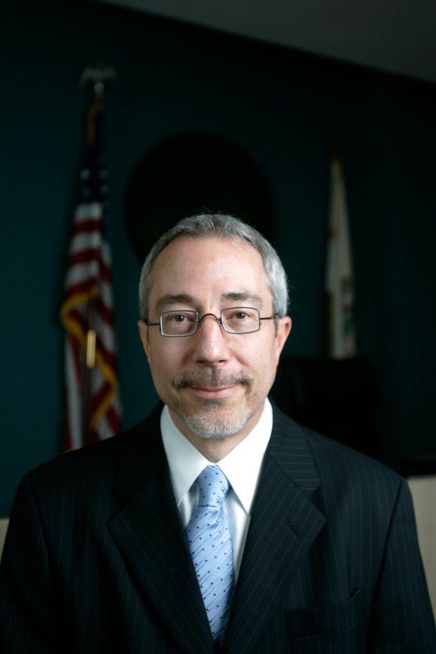 Santa Clara County Judge Vincent Chiarello in a 2009 photo. (Jason Doiy/The Recorder)