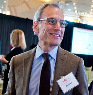 UC Berkeley's chief legal counsel, Christopher Patti, was killed in ahit-and-run accident Sunday. (Alain McLaughlin/Impact Fund)